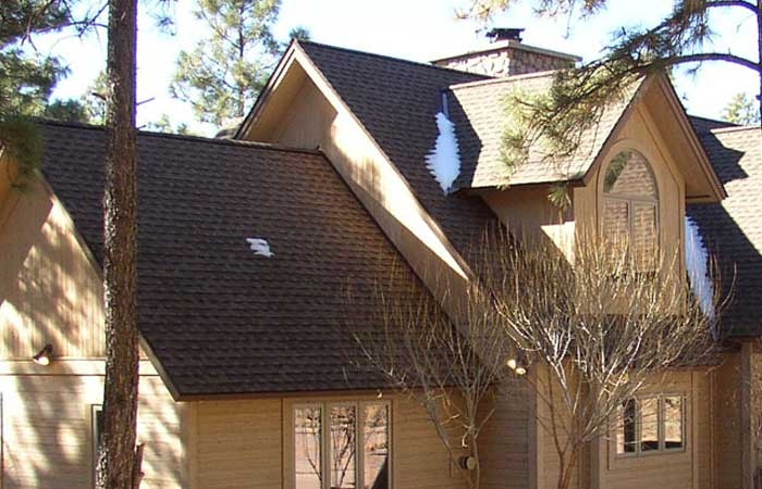 New Roof Architectural Shingles